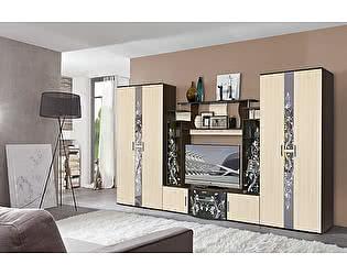 Купить гостиную Мебель Маркет Алегро Комплект 2 (Венге/Дуб)