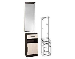 Купить тумбу Мебель Маркет Машенька с зеркалом