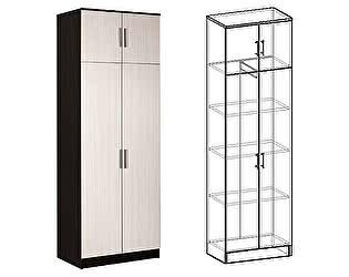 Купить шкаф Мебель Маркет Машенька 2-х створчатый комбинированный