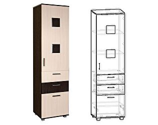 Купить шкаф Мебель Маркет Пенал Токио комбинированный