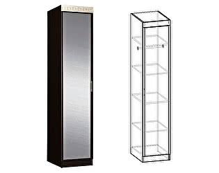 Купить шкаф Мебель Маркет Пенал Версаль комбинированный с зеркалом