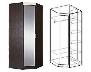 Купить шкаф Мебель Маркет Версаль угловой с зеркалом