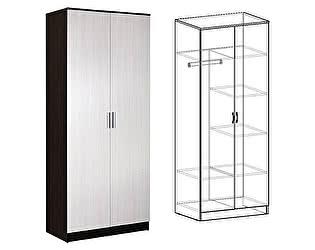 Купить шкаф Мебель Маркет Светлана 2-х створчатый комбинированный