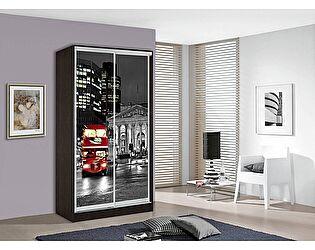 Купить шкаф Мебель Маркет Оскар 1 Лондон (Венге)