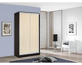 Купить шкаф Мебель Маркет Оскар 1.4 (Венге)