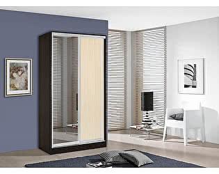 Купить шкаф Мебель Маркет Оскар 1.5 (Венге)
