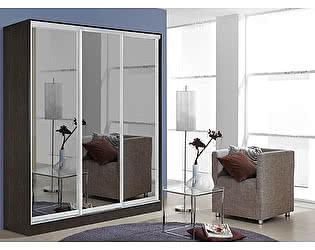 Купить шкаф Мебель Маркет Оскар 3.1 (Венге)