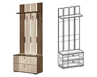 Купить вешалку Мебель Маркет Богемия большая