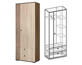 Купить шкаф Мебель Маркет Богемия 2х створчатый