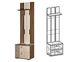 Купить вешалку Мебель Маркет Богемия малая