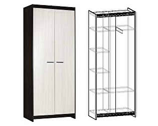 Купить шкаф Мебель Маркет Логика 2-х створчатый