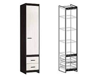 Купить шкаф Мебель Маркет Пенал Логика с ящиками
