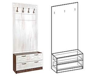Купить вешалку Мебель Маркет Сабрина большая