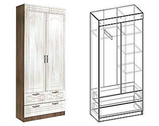 Купить шкаф Мебель Маркет Сабрина 2х створчатый