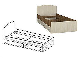 Купить кровать Мебель Маркет Светлана с ящиками