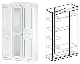 Купить шкаф Мебель Маркет Шкаф 3х створчатый