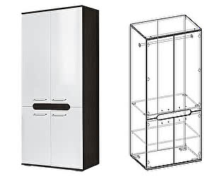 Купить шкаф Мебель Маркет Соренто 1 2х створчатый