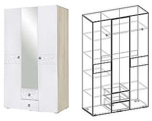 Купить шкаф Мебель Маркет Винтаж 3х-створчатый