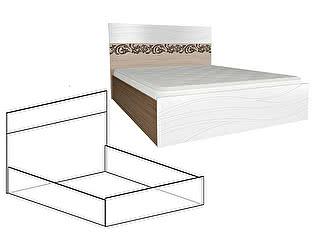 Купить кровать Мебель Маркет Гретта 1600
