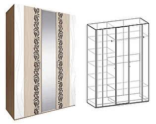 Купить шкаф Мебель Маркет Гретта 3х створчатый