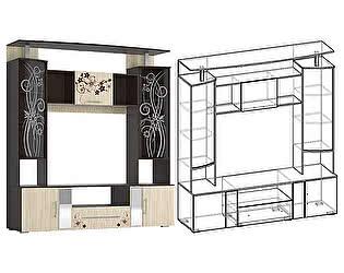 Купить гостиную Мебель Маркет Центральная секция