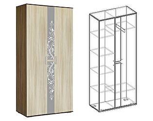 Купить шкаф Мебель Маркет Алегро 2х створчатый (Ясень Шимо)