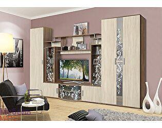 Купить гостиную Мебель Маркет Алегро Комплект 2 (Ясень Шимо)