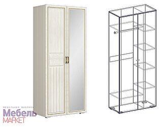 Купить шкаф Мебель Маркет Виктория 2х створчатый комбинированный левый