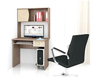 Купить стол ТЭКС Грета-4 (Ясень шимо) компьютерный