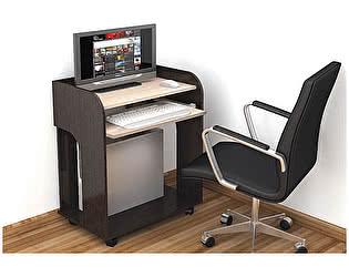 Купить стол ТЭКС Грета-10 (Венге) компьютерный