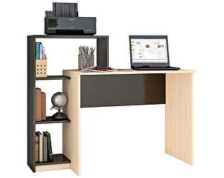 Купить стол ТЭКС Квартет-2 (Венге) компьютерный