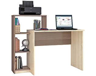 Купить стол ТЭКС Квартет-2 (Ясень шимо) компьютерный