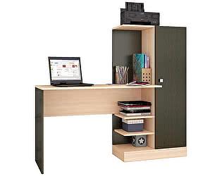 Купить стол ТЭКС Квартет-6 (Венге) компьютерный