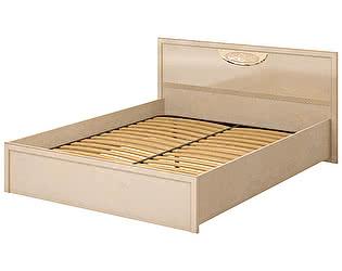 Купить кровать Ижмебель Милан 9 двойная 140