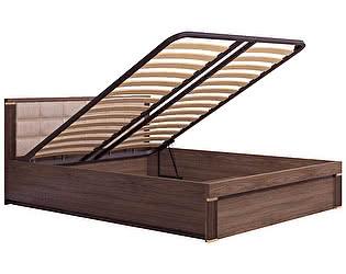 Купить кровать Ижмебель 8.Кровать двойная 1400 с подъемным механизмом «Париж»