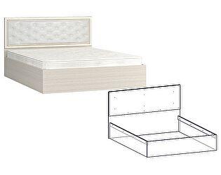 Купить кровать Мебель Маркет Виктория (Джина) 1600, Мягкое изголовье
