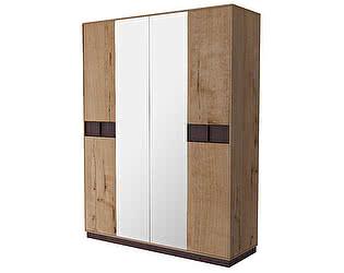 Купить шкаф Интеди Бруно ИД 01.414 с зеркалом