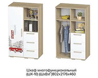 Купить шкаф BTS Сенди ШК-10 SRTEET BOY