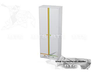 Купить шкаф BTS Мамба ШК-15 2-х створчатый