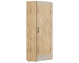 Купить шкаф МСТ Дублин Стоун угловой, модуль 11