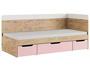 Купить кровать МСТ Дублин Роуз 90, модуль 1