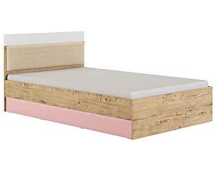 Купить кровать МСТ Дублин Роуз 120, модуль 2
