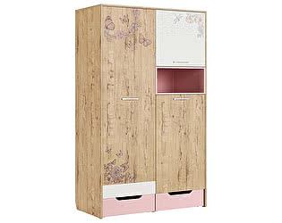 Купить шкаф МСТ Дублин Роуз для одежды, модуль 10