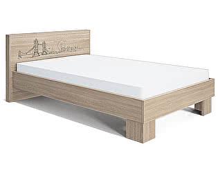 Купить кровать МСТ Город Модуль 2 (1200)