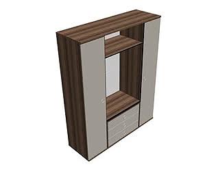 Купить шкаф RADO Корпус шкафа Verona 4-х дверного распашного