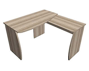 Купить стол RADO Мегаполис угловой (правый)