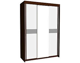 Купить шкаф RADO Grande купе 3-х дверный распашной с зеркалом