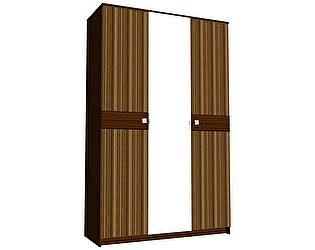 Купить шкаф RADO Болеро 3-х дверный распашной с зеркалом