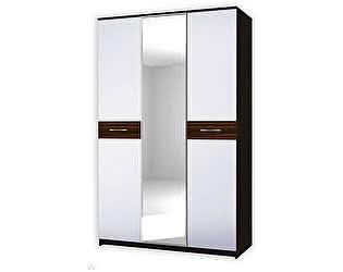 Купить шкаф RADO Modena 3-х дверный распашной с зеркалом