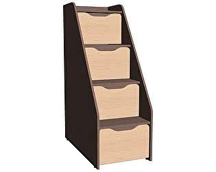 Купить лестницу RADO Next приставная с ящиками